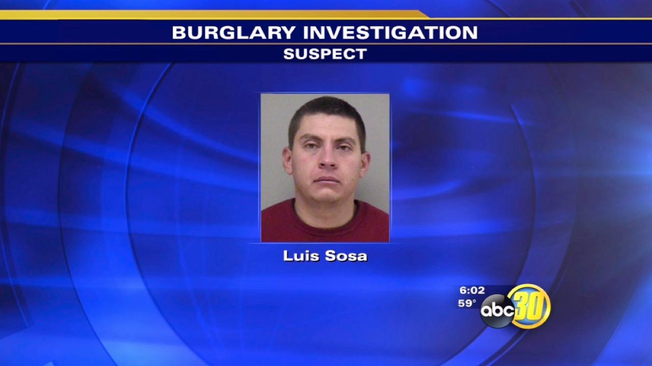 Madera Togo's employee burglarizes his own restaurant