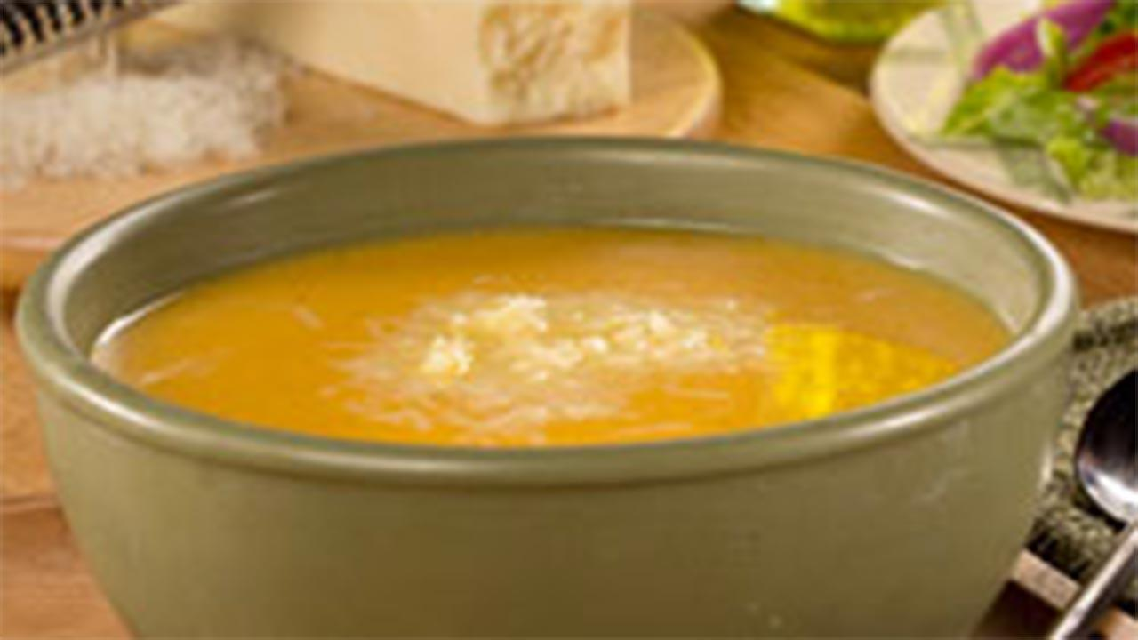 Howard's Carrot and Cauliflower Soup