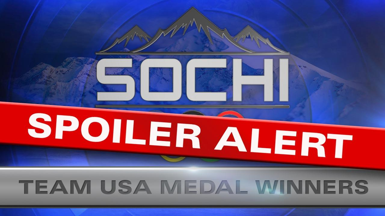 <B>WARNING - SPOILER ALERT</B>   <br><br> <b>By clicking next you may see results for Olympic events that have not yet aired on TV or online.</b> <br><br> <br><br> <br><br> <br><br> <br><br> <br><br> <br><br> <br><br> <br><br> <br><br> <br><br>