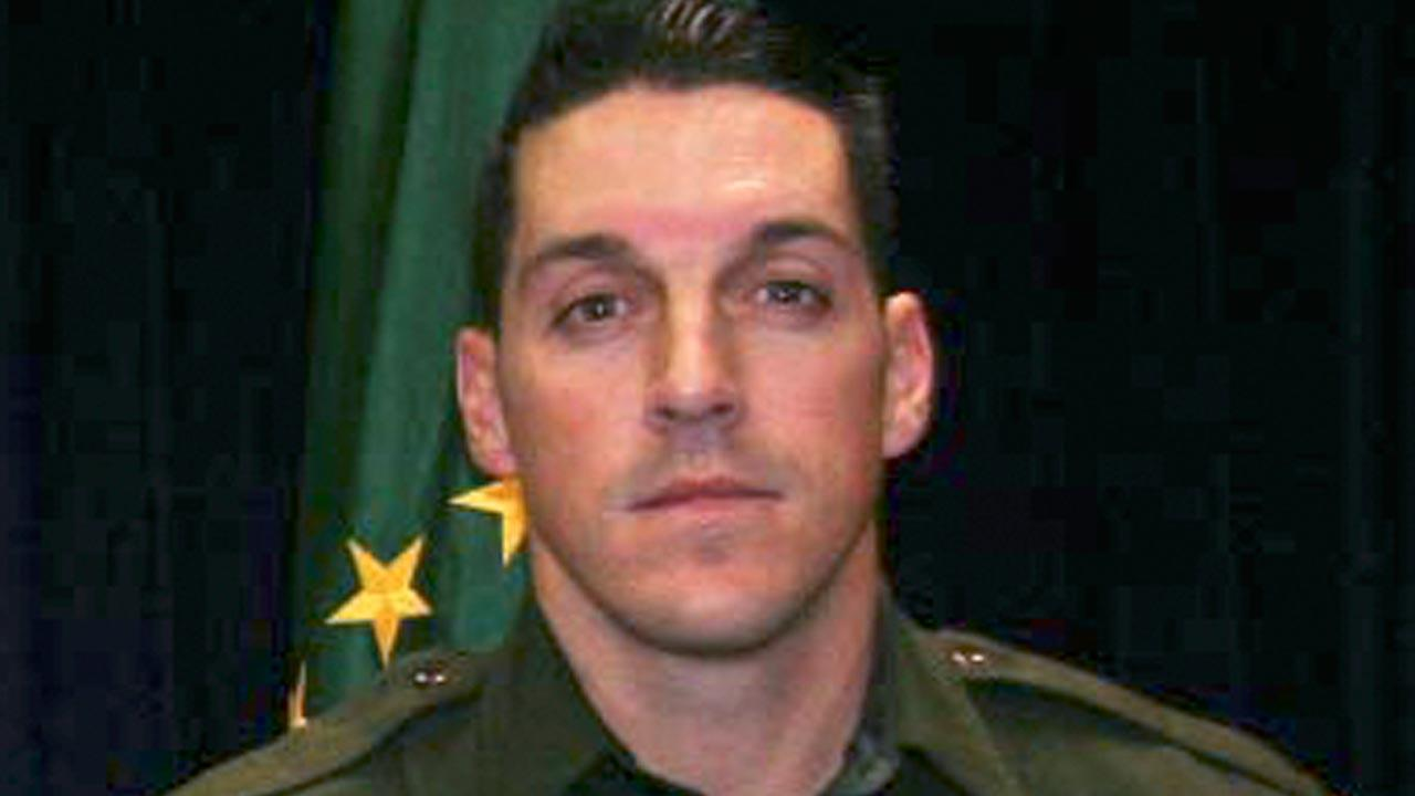 U.S. Customs and Border Protection shows U.S. Border Patrol agent Brian A. Terry