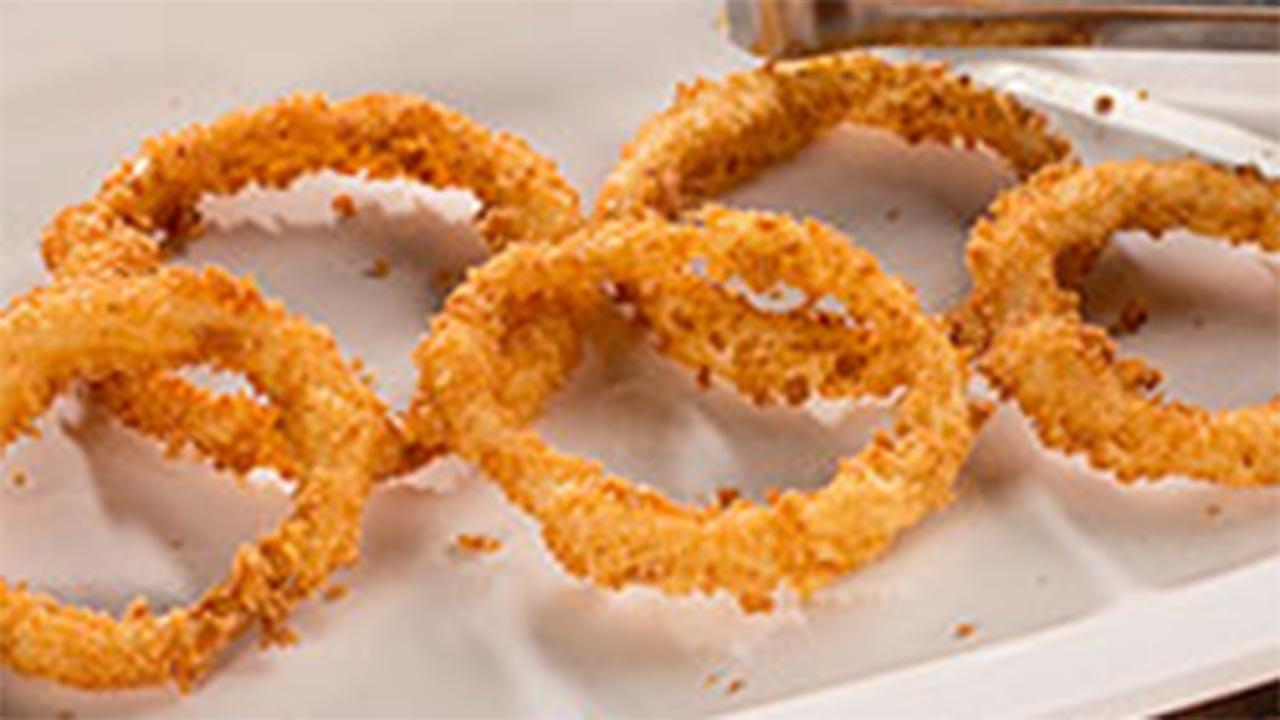 Olympic Onion Rings