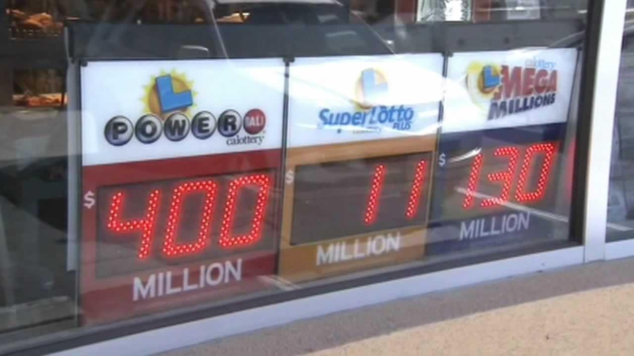 Winning Powerball ticket sold in Milpitas