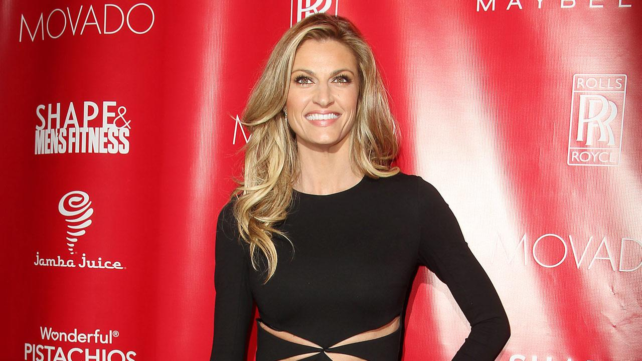 Erin Andrews to replace Brooke Burke as 'Dancing With The Stars' co-host