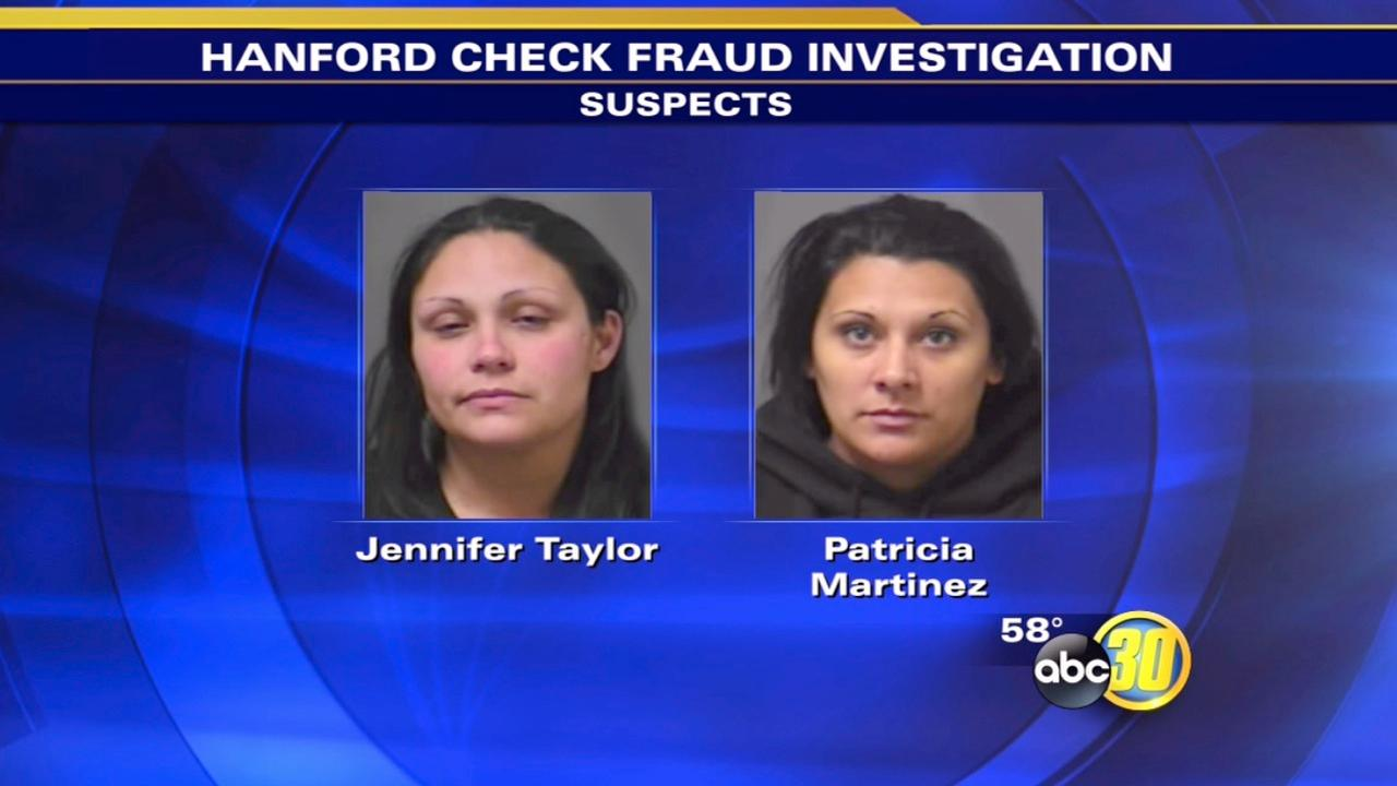 Hanford ID theft