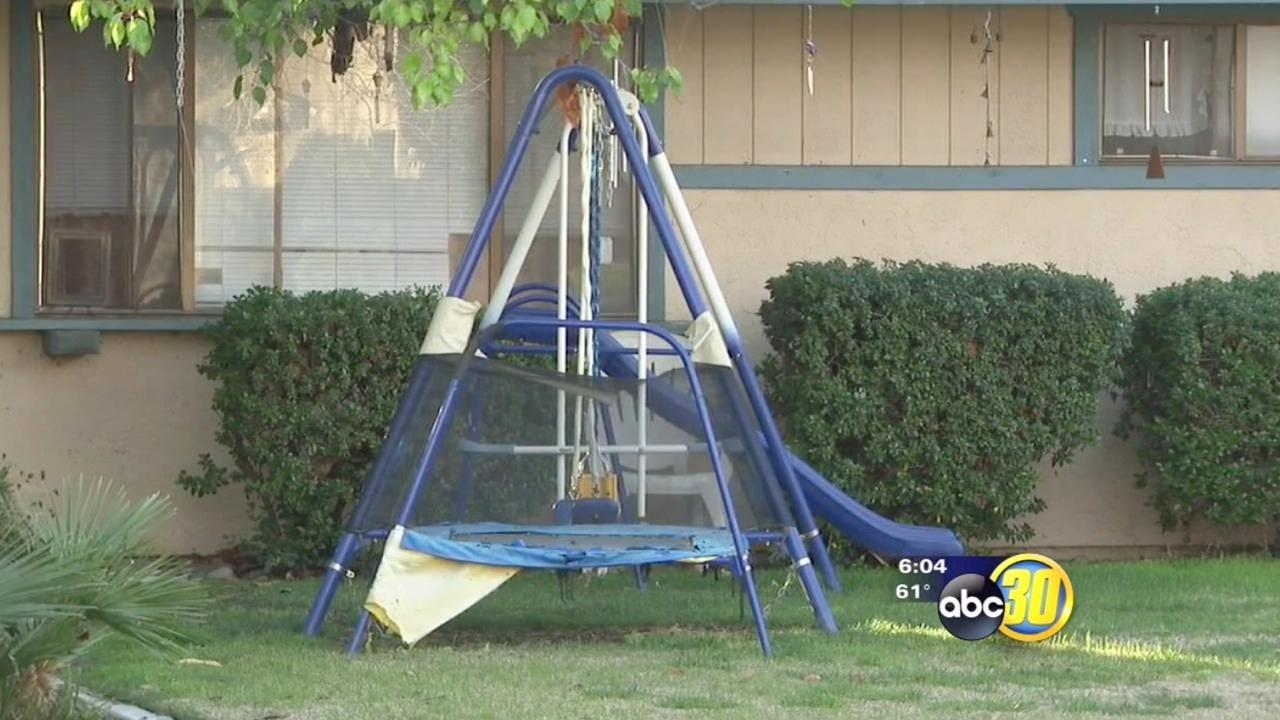Visalia police probe death of baby at day care
