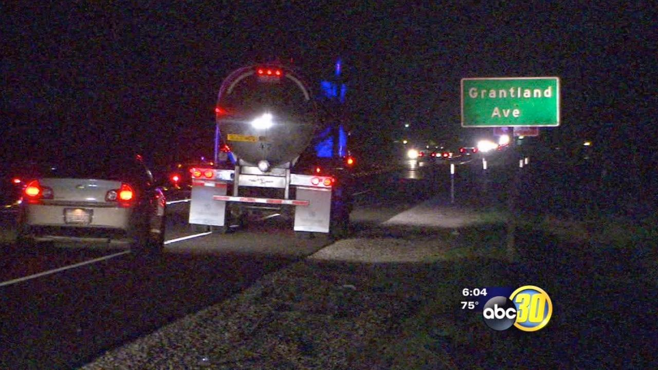 Woman struck, killed by car on Hwy 180 identified