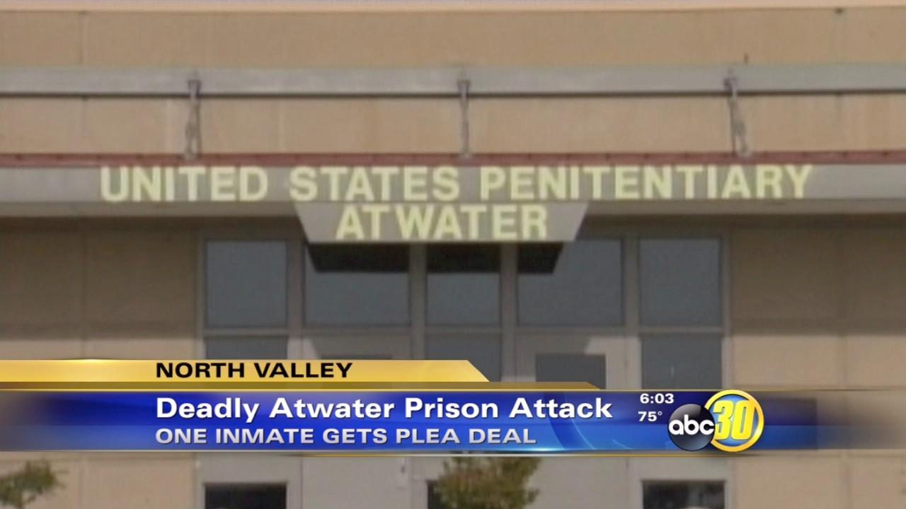 Plea deal for inmate accused of killing correctional officer