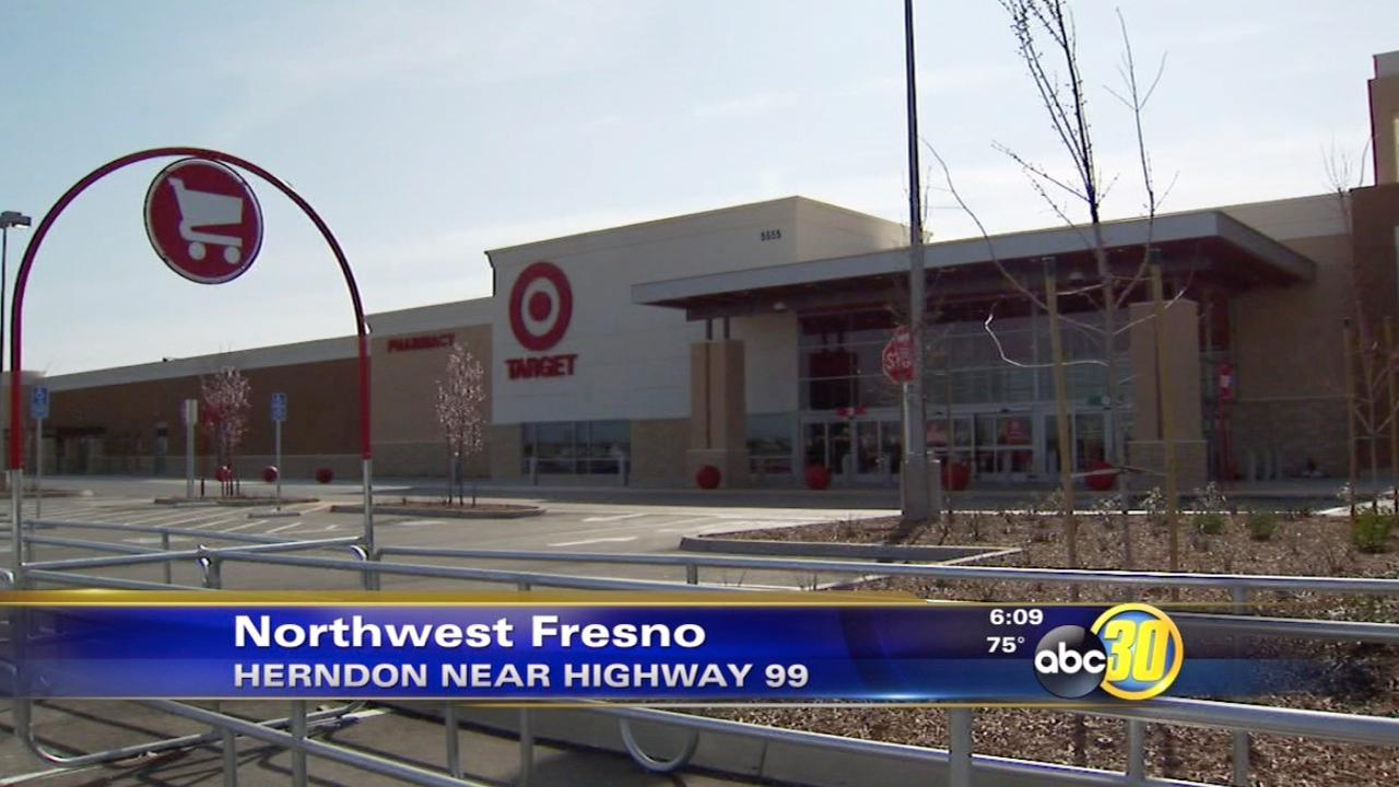 New Target store opens in Northwest Fresno
