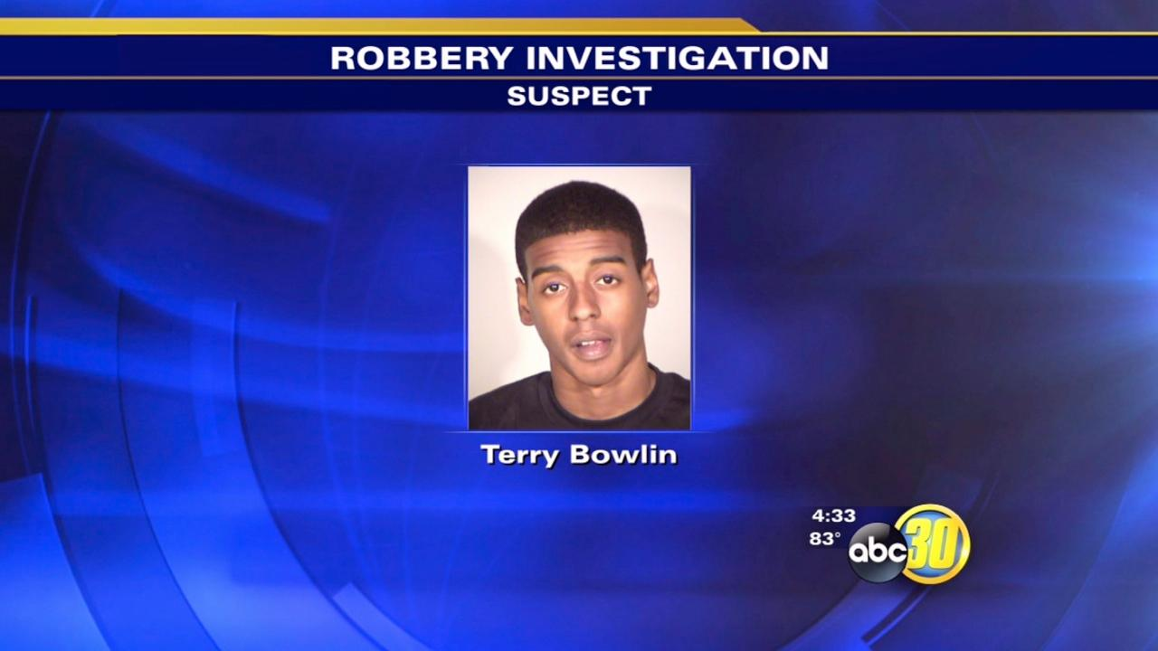 Suspects sought in Fresno strong-arm robberies