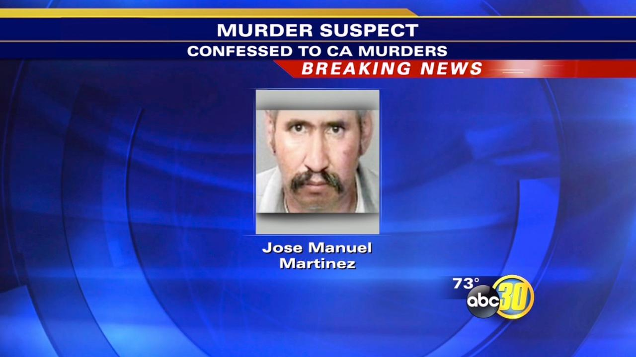 California man accused in 30 murders