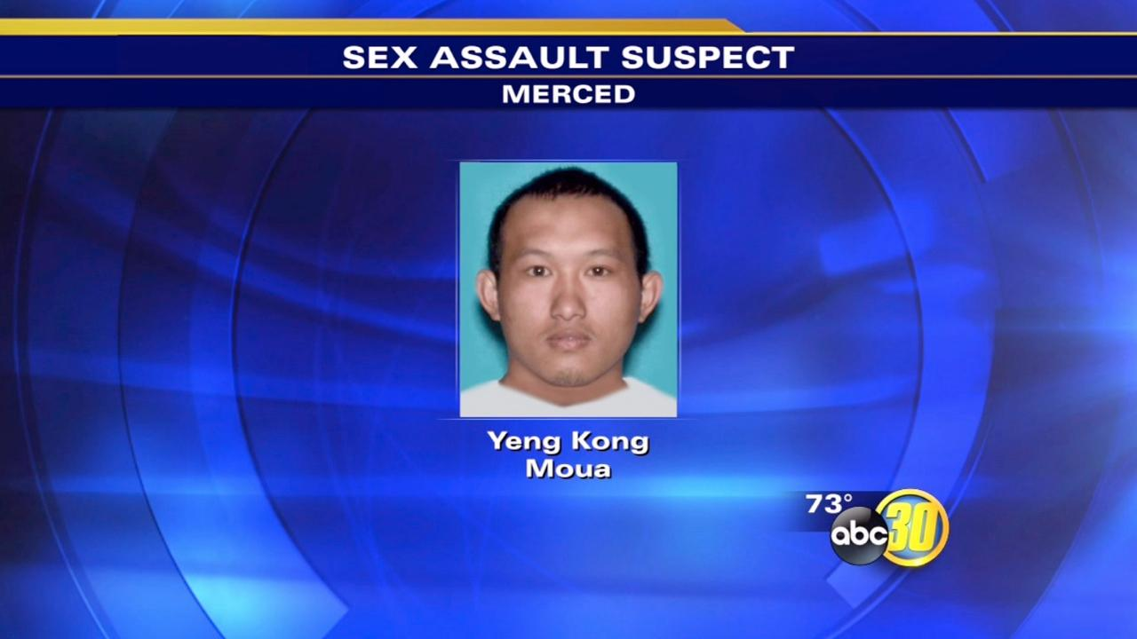 Suspect arrested in Merced sexual assaults