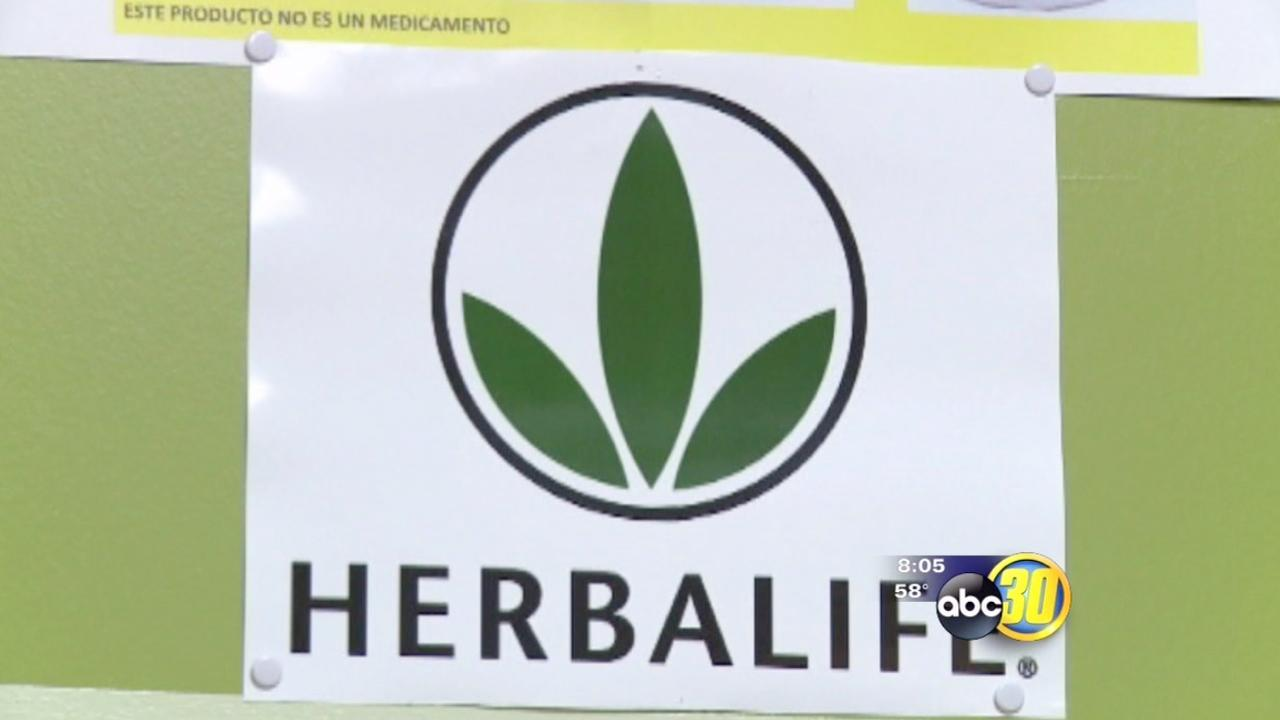 Herbalife investigated by DOJ, FBI