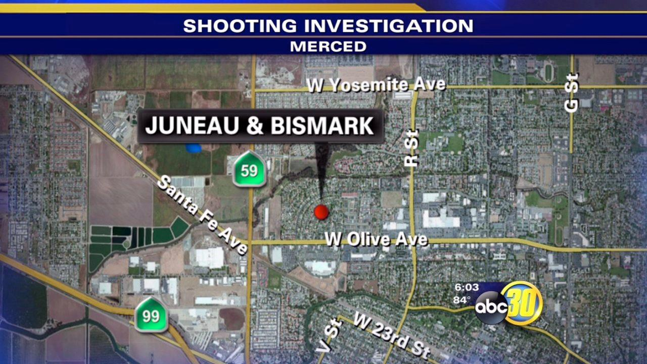 Police arrest 2 suspects in Merced shooting