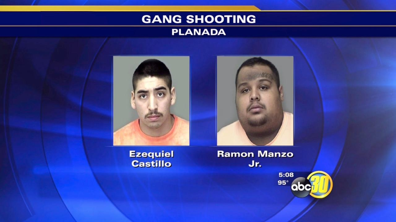 Man sentenced for double shooting in Planada