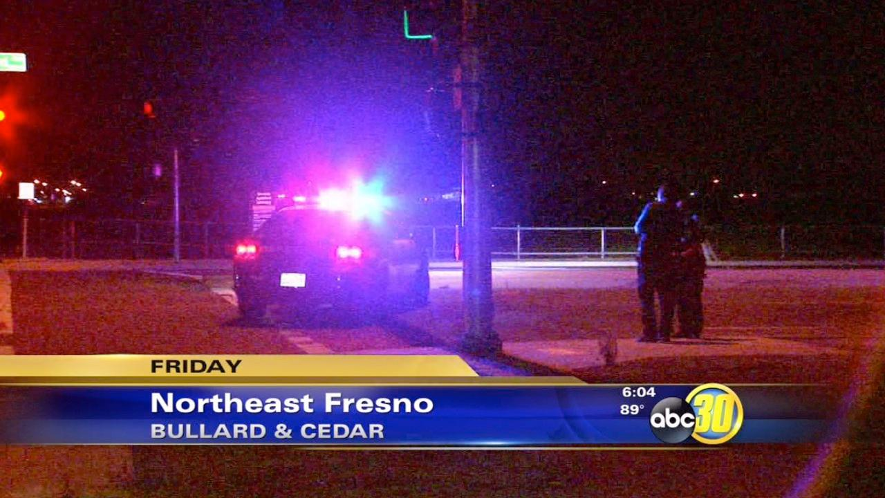 Authorities ID man who died after Fresno crash