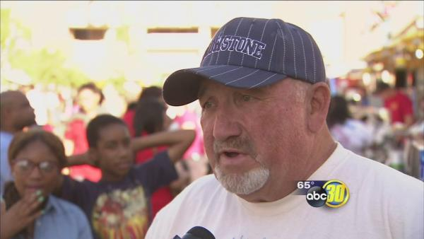 Big Fresno Fair: New York couple makes fair visit