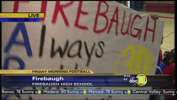 Friday Morning Football: Firebaugh Eagles | 2 of 2