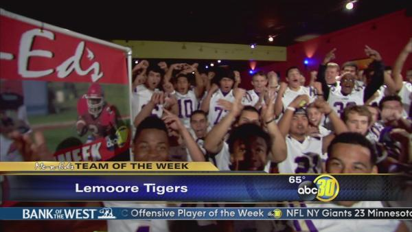 Me-N-Ed's Team of the Week: Lemoore Tigers