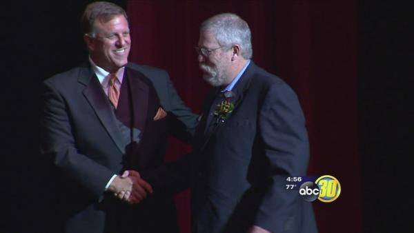 Selma High Ag teacher selected Fresno County's Teacher of the Year