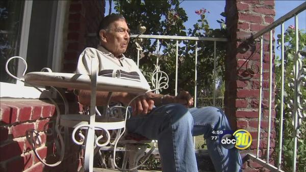 Community supports Valley veteran attacked by robbers