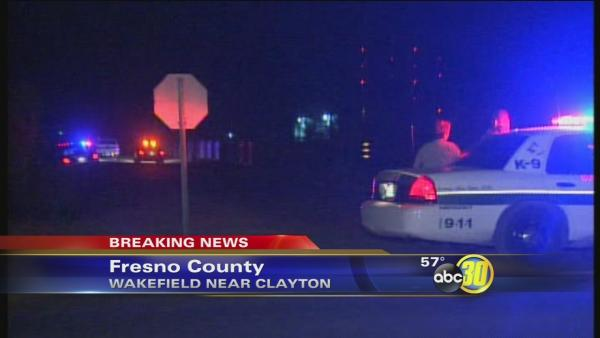 Suspect dead after home invasion in Fresno County