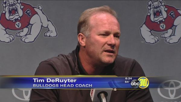 'Dogs Held To A Higher Standard? DeRuyter Answers Question