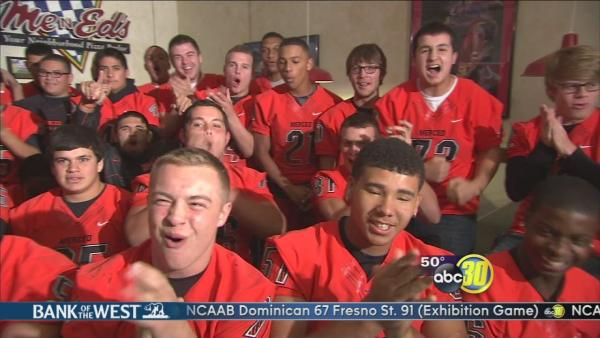 Me-N-Ed's Team of The Week: Merced High School