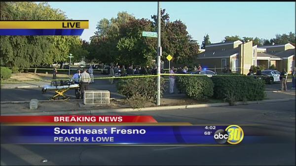 Three officers injured in Southeast Fresno shooting