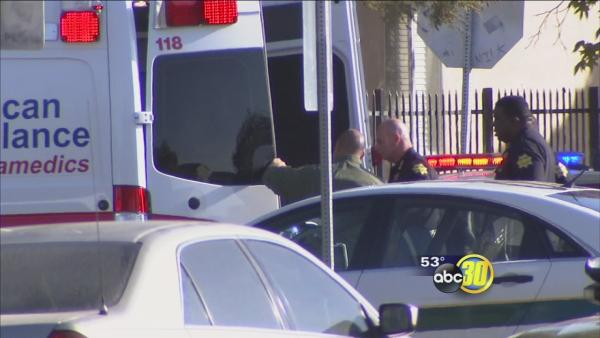 Fresno shootout involving felon leaves 3 officers wounded