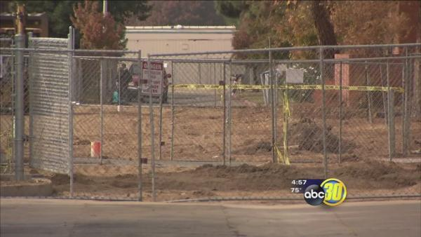 Construction to improve several Fresno Unified school
