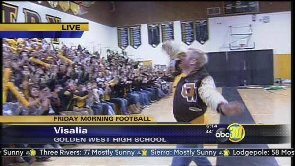 Friday Morning Football: Golden West Trailblazers