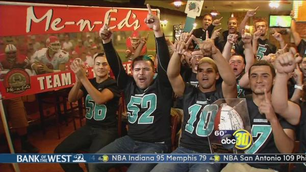 Me-N-Ed's Team of the Week: Mendota Aztecs
