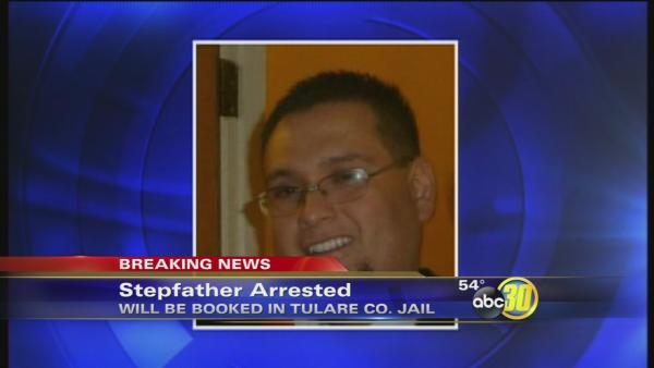 Visalia stepfather arrested for the murder of 14 year old Dameian Gulley
