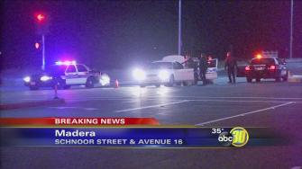 Two injured in Madera drive-by shooting