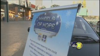 Fresno auto repair shops look for next Wheels of Hope candidate
