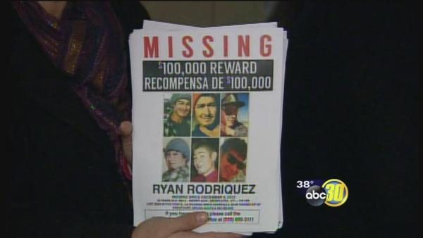 Ryan Rodriquez has been found safe in Fresno County