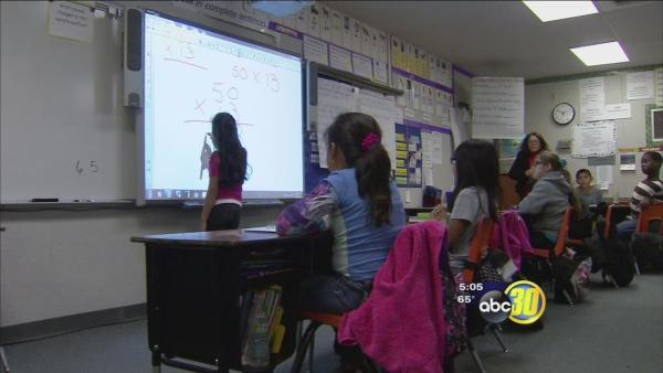 FUSD students improve nationally but still behind peers