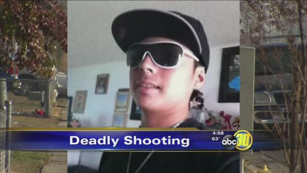 Madera teen dies after shielding his brother from gunfire
