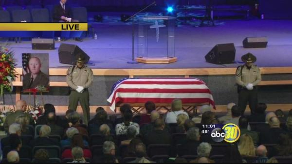 Community remembers Deputy Jeremy Meyst