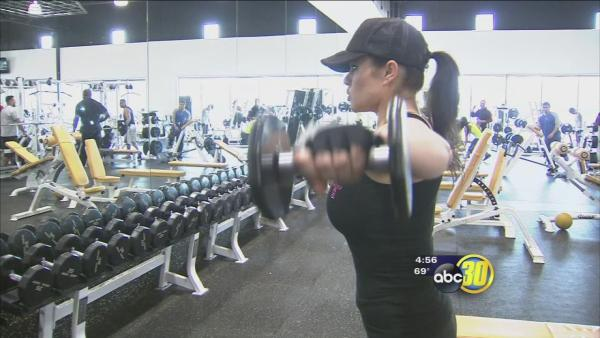 Clovis woman's dramatic weight loss inspires thousands