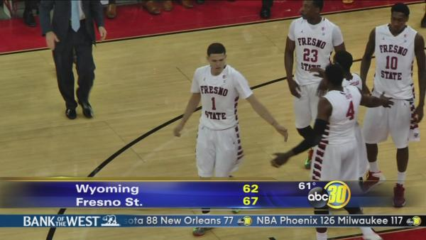 Fresno St. vs. Wyoming Basketball (Men/Women)