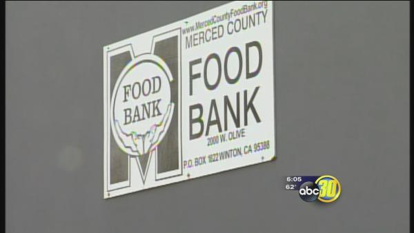 Food banks brace for longer lines due to drought