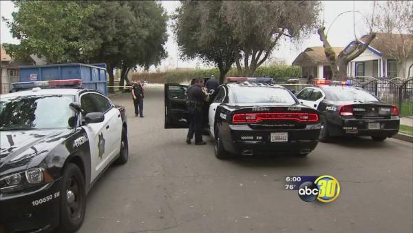 Police: Man killed in Fresno gang-related shooting