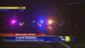 Deputy-involved shooting in Tulare County