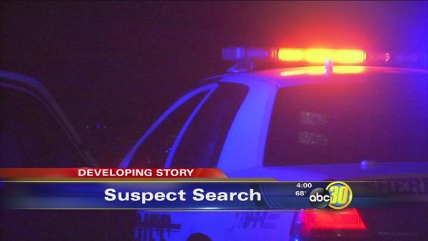 Search continues for Tulare County officer-involved shooting suspect