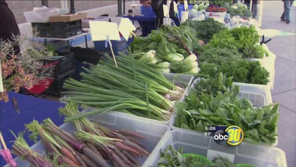 Drought may impact farmers market prices