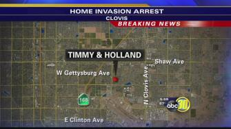 One of Fresnos ten most wanted criminals arrested in Clovis