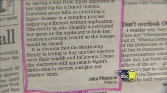 Bogus Fresno Bee letter adds intrigue to DA campaign