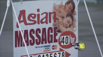 Fresno massage parlor shutdown after tips about prostitution