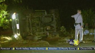 Man killed in rollover crash near Selma
